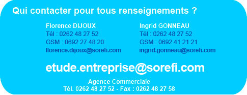 Contact Sorefi financement pro